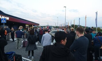 Pommiähvardus Tallinna Lennujaamas