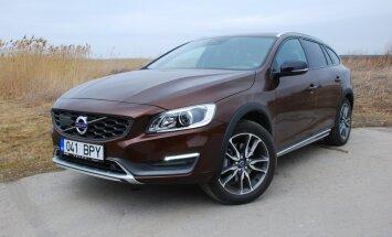 Proovisõit: Tänase päeva klassik Volvo V60 CC - jõuallikad on kõik turboga