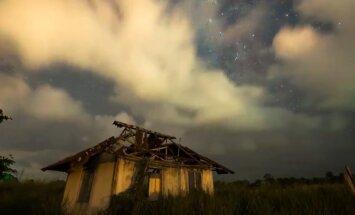 ФОТО: Ночная магия Малого Тибета