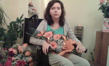 Выжившая после удара ледяной глыбой Милана Каштанова потихоньку возвращается к нормальной жизни