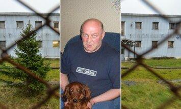 HOMSES EKSPRESSIS: Kiri vanglast: teie mees suri hirmsates piinades