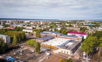 Nordecon построил в Таллинне торговый центр Arsenal