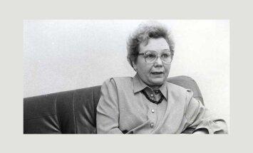 Suri venestamispoliitika tulihingeline elluviija ja Eesti NSV haridusminister Elsa Gretškina