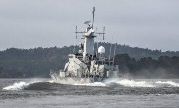OTSEBLOGI: Rootsi patrullkaater sõitis väidetavalt otsa veepinnale kerkinud Vene raadiosaatjale