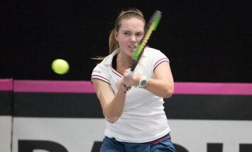 Tennisist Valeria Gorlats löögil