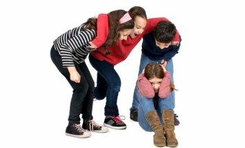 Milliste märkide järgi aru saada, et laps kannatab koolikiusamise all