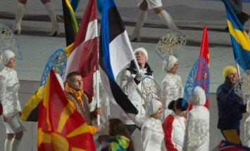 Sotši olümpia lõpetamine ja Eesti sportlased