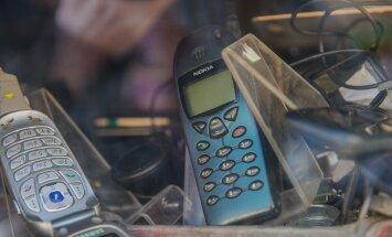 Telia предлагает сдать старый телефон и получить скидку на новый