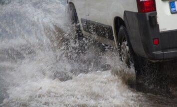 Vihm ei soosi autot