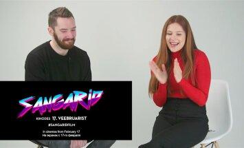"""KINOSAADE: Jekaterina Novosjolova läheb veebruaris KINDLASTI """"Sangareid"""" vaatama! Mis filmi ootad Sina?"""
