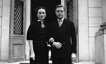Kuningas loobus troonist truudusetu naise pärast? Loe Wallis Simpsoni kirju oma eksmehele!