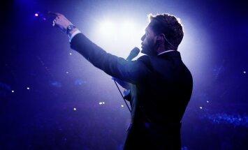 Michael Bublé kontserttuur jõuab kinoekraanidele