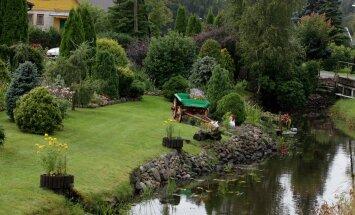 Kauneim aed 2014 on Madel ja Raivo Pugil.