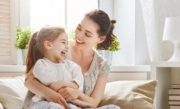 Kas ka sina armastad oma last ainult siis, kui ta hästi käitub?