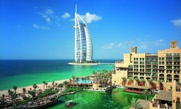 Нефтяные сказки: четыре эмирата для красивого отдыха
