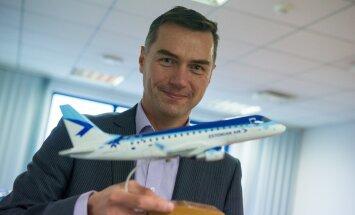 Indrek Randveer, Estonian Air