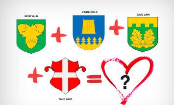 Tallinna külje all sünnib suuruselt kuues omavalitsus, kuid vallavanem ja linnapea ei näe toimuvat ühtemoodi positiivsena