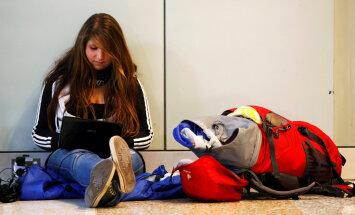 Lendad palju? Tehnoblogija kogus kokku ja riputas netti paljude maailma lennujaamade Wi-Fi paroolid