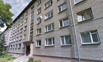 Narva elumajas, kus vingumürgituse tõttu hukkus tütarlaps, kontrolliti alles hiljuti gaasiseadmeid