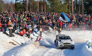 Rootsi ralli, M-Spordi pildid