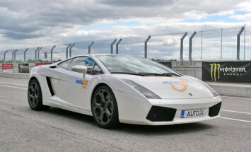 Elamussõit: igaühe võimalus odavalt Lamborghini rooli istuda