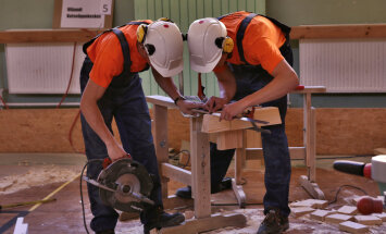 Vali kutsekoolis õige eriala: ehituspuusepa ametis on omal kohal kindel käsi ja täpne silm