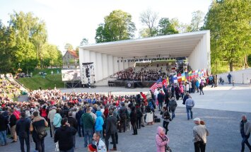 35. Rahvusvahelised Hansapäevad Viljandis