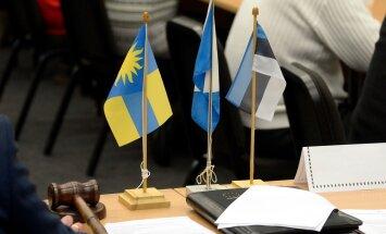 Narva-Jõesuu ja Vaivara valla ühis volikogu koosolek
