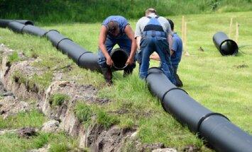 В Германии протянут пивной трубопровод
