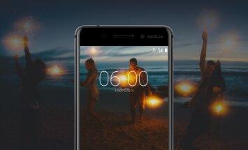 See ongi kaua ja põnevusega oodatud uus Nokia nutitelefon, uusima Androidiga varustatud Nokia 6.