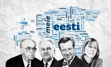 Eesti presidentide aastapäevakõned emotsioonidetektoris