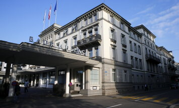 OTSEBLOGI: Šveitsi hotellis arreteeriti kuus FIFA ametnikku
