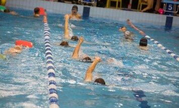 Ujumistrenn Pirita TOPis
