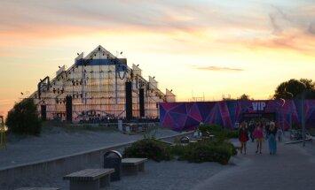 Weekend Festival Baltic 4.08