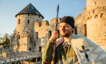 Цесис — один из самых уютных и красивых городов Латвии