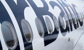 airBaltic: количество пассажиров фирмы за 10 месяцев 2017 года выросло на 23%
