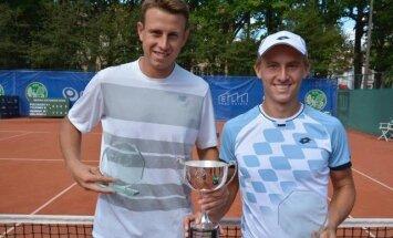 Paarismängu võitjad Michal Dembek / Jan Zielinski
