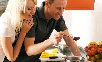 Мужчины и женщины: отношение к еде