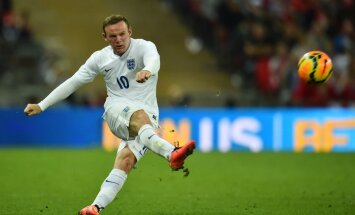 Wayne Rooney, Inglismaa