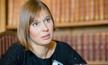 President Kaljulaid Leedu Delfile: visiit Venemaale ei saa kunagi olema minu otsus