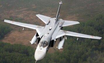 Su-24 - nõukogude ründelennuk, mis pole just enam tehnika viimane sõna