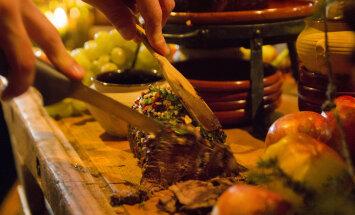 Keskaegne restoran toob lauale 100% Eestimaise karuliha