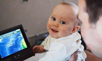 Lendamise ABC: Lennureis koos lapsega pole just lihtne ettevõtmine