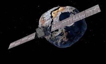 NASA saadab Lucy ja Psyche uurima troojalasi ja raudasteroidi