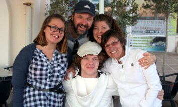 РАЗЛАД В СЕМЬЕ ОКАЗАЛСЯ ПРАВДОЙ: Новая семья беременной дочери попрощалась с Эрикой Салумяэ