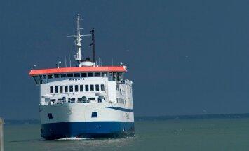 Riigifirma vara erafirma teenistuses: Regula teenib Leedole raha ka pärast laeva müüki TS Laevadele