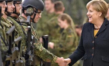 Kannapööre Saksa kaitsepoliitikas? Financial Times: Saksamaa üritab luua Euroopa armeed