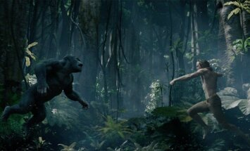 Nädalavahetuse TOP7: Alexander Skarsgårdi Tarzani sõjahüüd peletas kõik konkurendid
