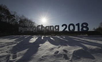 EOK spordidirektor 2018. aasta olümpialinnast: võistluspaigad on valmis, raudtee alles ehitamisel