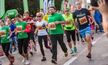 SEB Tallinna Maraton pakub jooksmise ja liikumisrõõmu kõigile